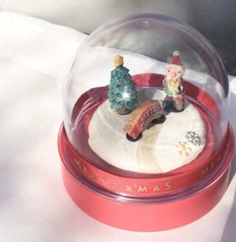 12月21日(土)クリスマススノードーム作り:ワークショップ
