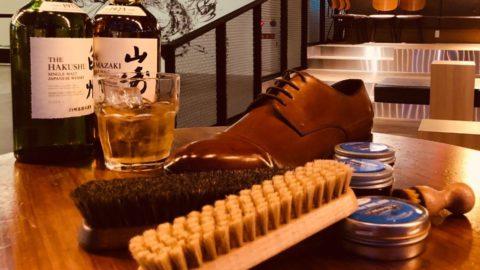 Shoe Shine night ~ 靴磨きは男磨き~