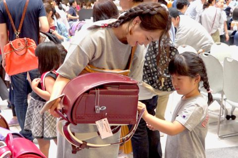 合同ランドセル展示会2020 神戸