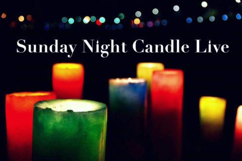 Sunday Night Candle Live
