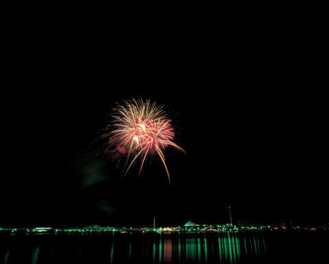 7月22日(土)開催の全国の花火大会