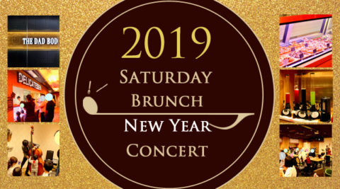 SATURDAY BRUNCH NEW YEAR CONCERT #005